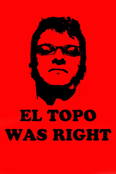 Episode 10-19-2010: What Would Topo Do?