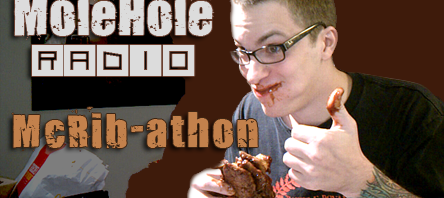 Episode 11-09-2010: McRib-athon