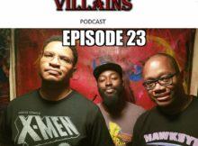 The Inept Super Villains : Episode 23 Quincy Jones' Spiced Tea