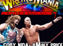 WretroMania Bonus Episode 7: with TJ Stambaugh – Dude Love vs Steve Austin – Over The Edge 1998