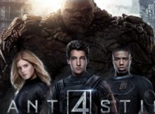 Movie the Podcast : Fantastic Four (2015)