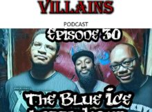 The Inept Super Villains: Episode 30 : The Blue Ice Happy Hour!