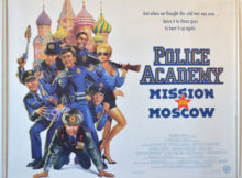 Movie the Podcast : Police Academy Mission to Moscow