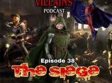 The Inept Super Villains: Episode 38 The Siege