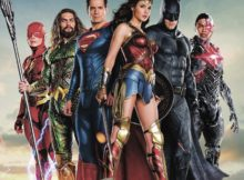 Movie the podcast : Justice league