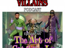 The Inept super villains : Episode 44: The Art of Catching Ls