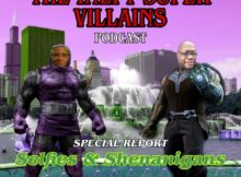 The Inept super villains : Special Report Selfies & Shenanigans