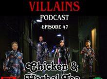 The Inept super villains :Episode 47 Chicken & Herbal Tea