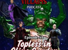 The Inept super villains :Episode:48 Topless in Olive Garden