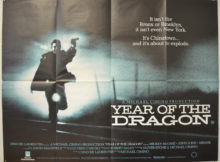 Movie the Podcast : Year of the Dragon
