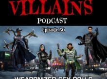 The Inept super villains : Episode Episode 50: Weaponized Sex Dolls