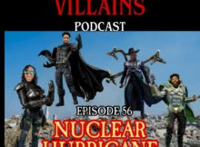The Inept Super Villains : Episode 56 Nuclear Hurricane