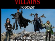 The Inept Super Villains : Episode  59 Stop the B.S. & Start Doing Kegels