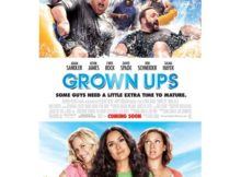 Movie the Podcast: grown ups