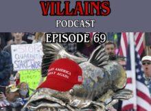 THE INEPT SUPER VILLAINS Episode 69 :Catfish Terrorism