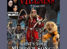 THE INEPT SUPER VILLAINS Episode 71: What's Your Murder Song?