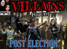 THE INEPT SUPER VILLAINS :Episode 83 Post Election Exhalation