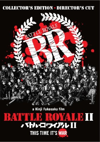 Movie the Podcast Battle Royale 2