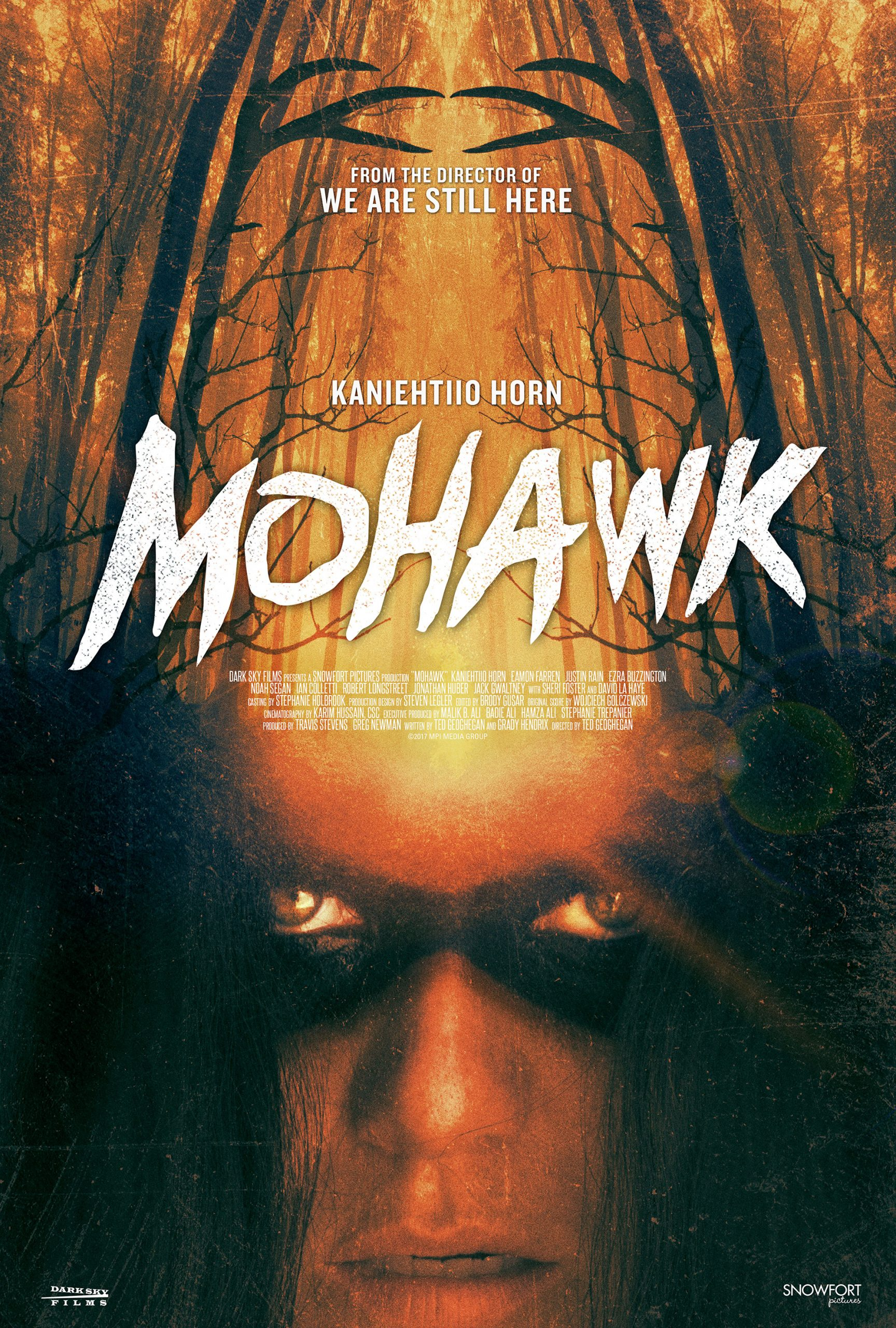 Movie The Podcast : Mohawk