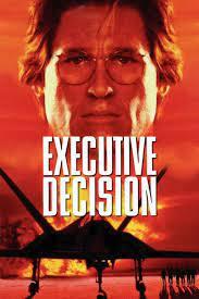 Movie the Podcast :executive decision