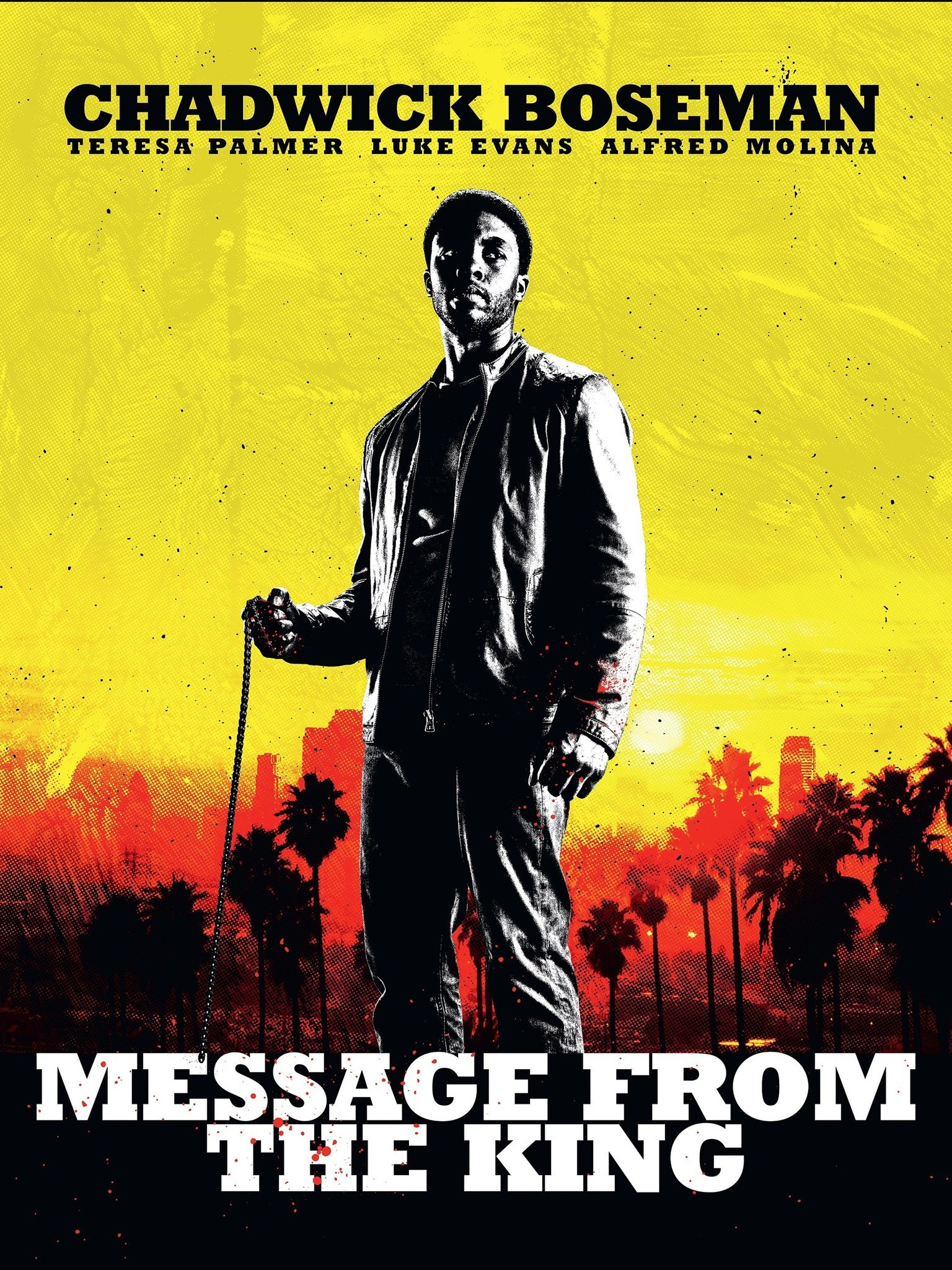 Movie the Podcast : Message from the king