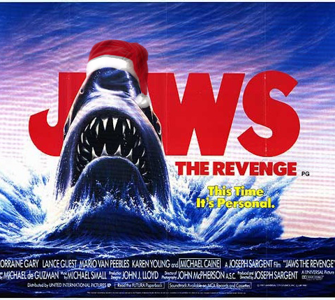 Movie the Podcast : Jaws : The Revenge