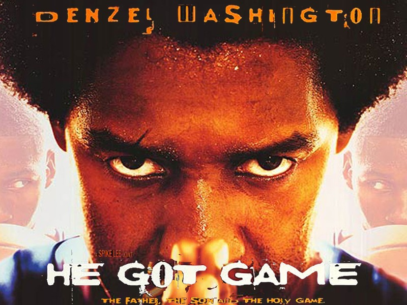 Movie The Podcast : He Got Game