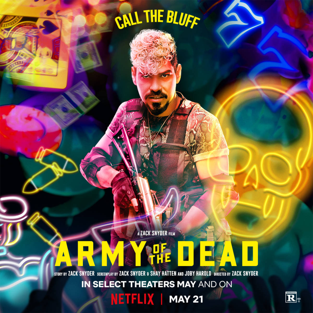 Movie the Podcast : Army of the dead