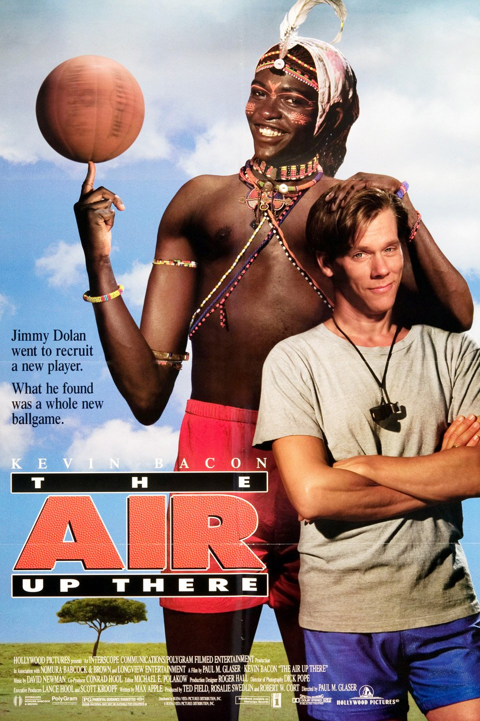 Movie The Podcast : The Air Up there