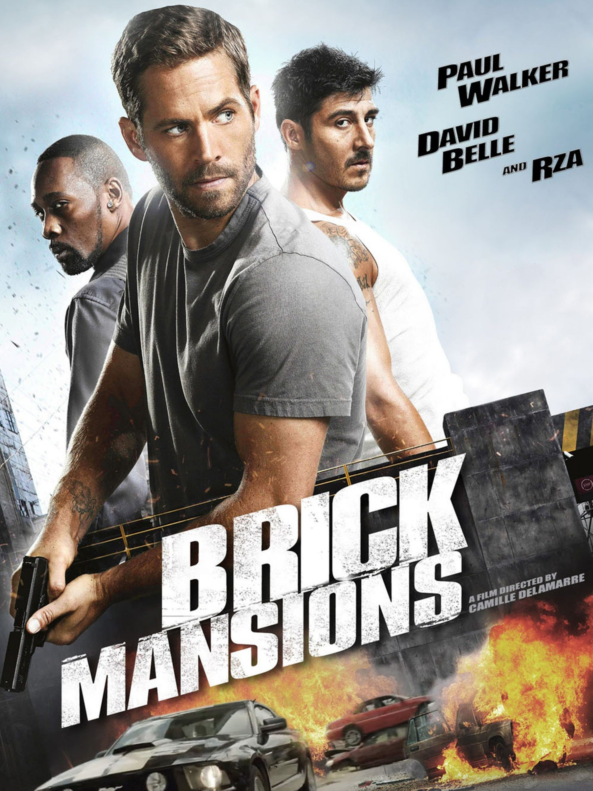 Movie The Podcast : Brick Mansions