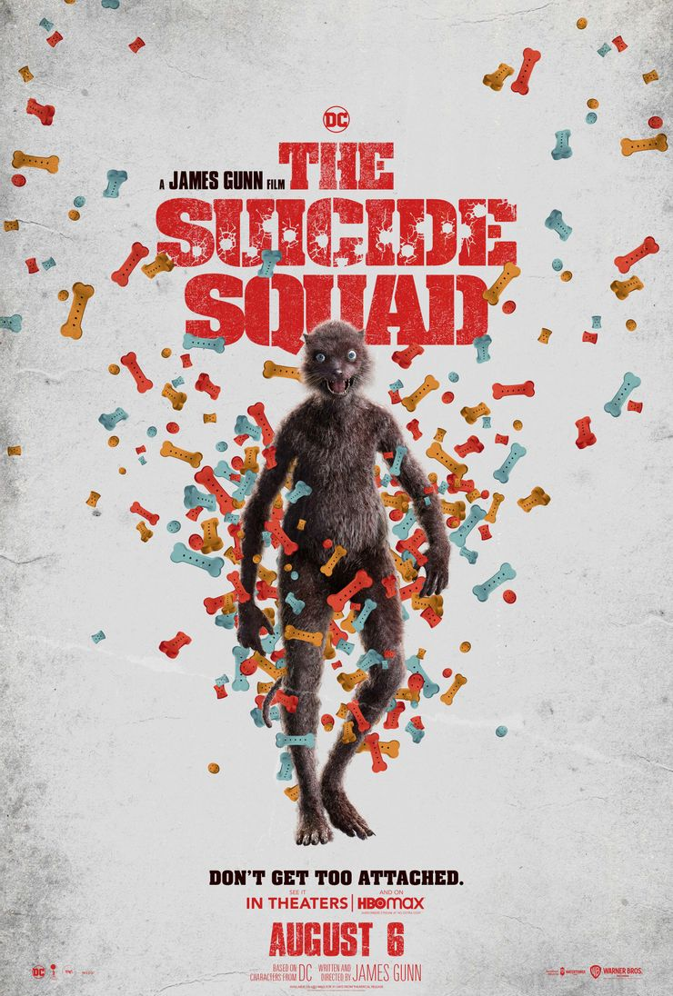 Movie The Podcast : The Suicide squad