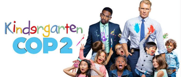 Movie the Podcast : Kindergarten cop 2
