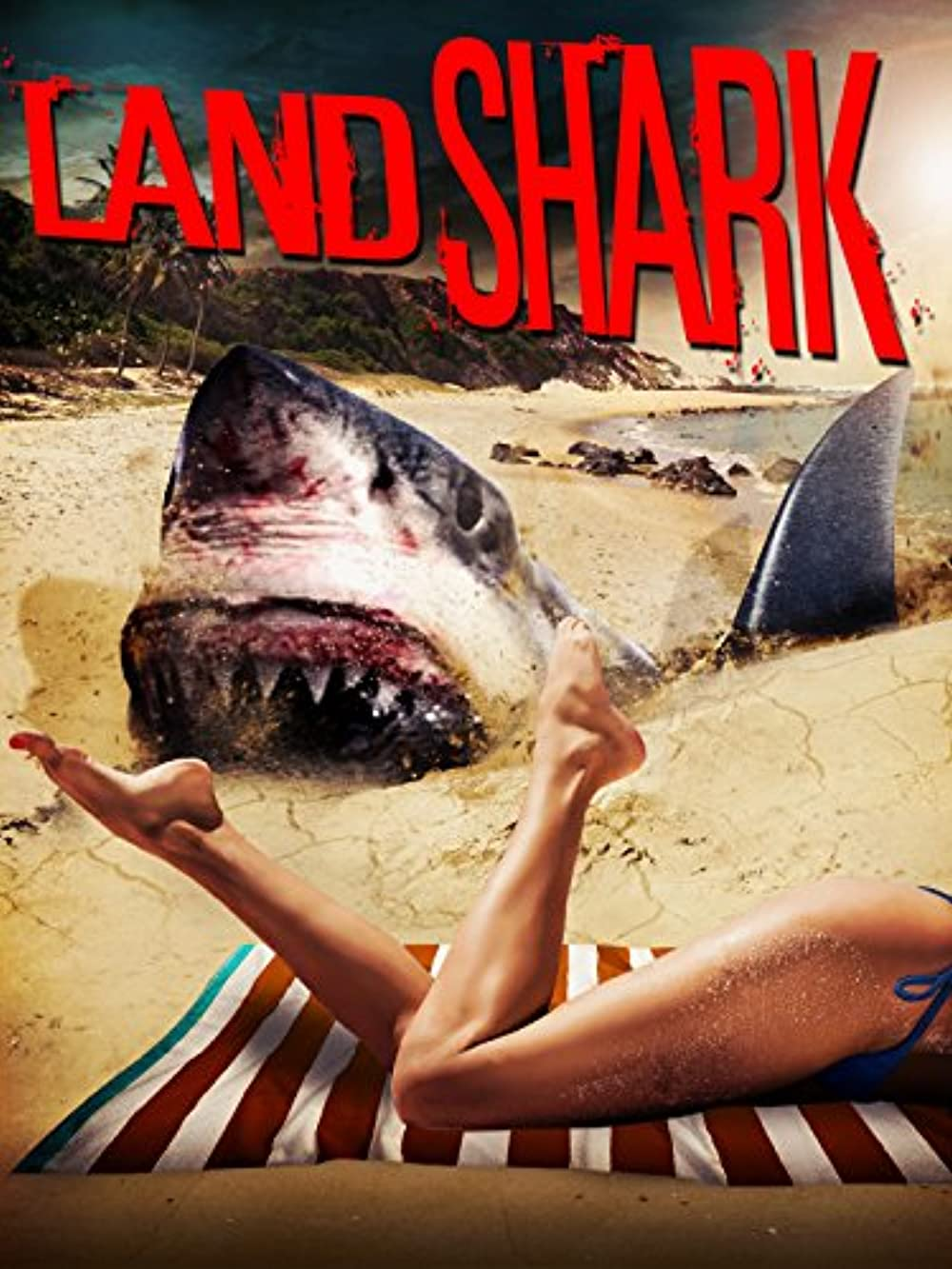 Movie the Podcast : Land Shark