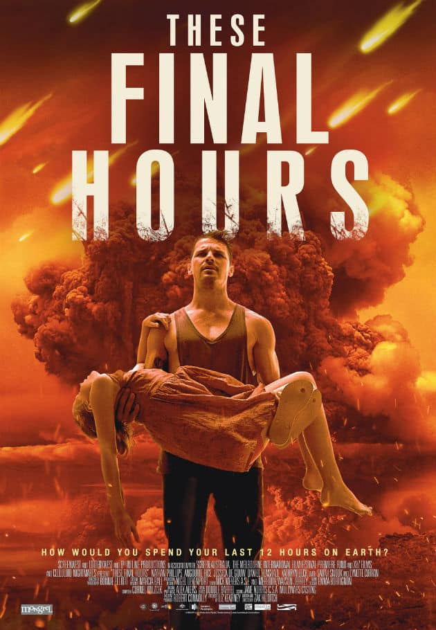 Movie the Podcast : These final hours