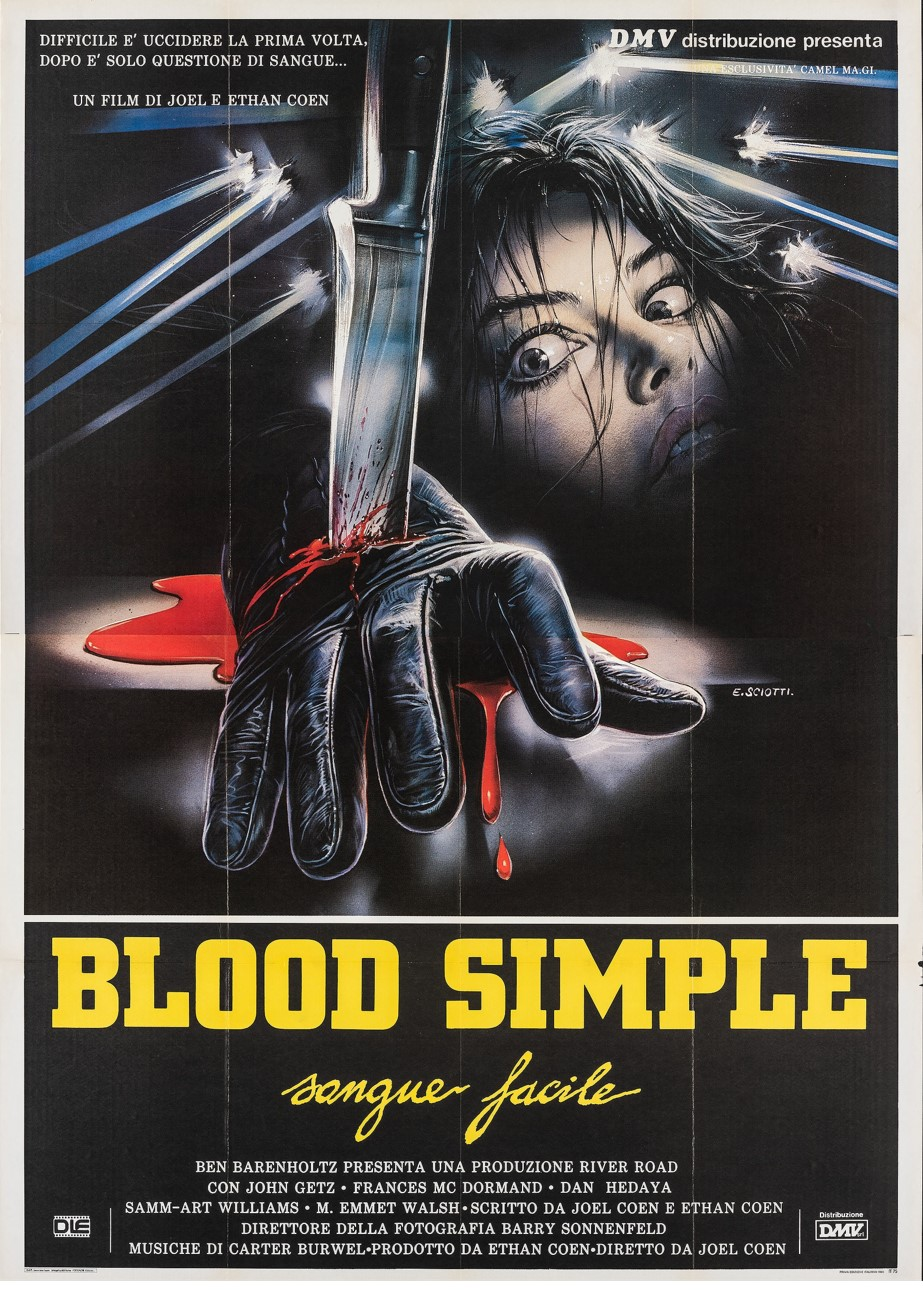 Movie The Podcast : Blood simple